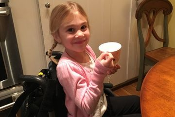eden was confined to a wheelchair