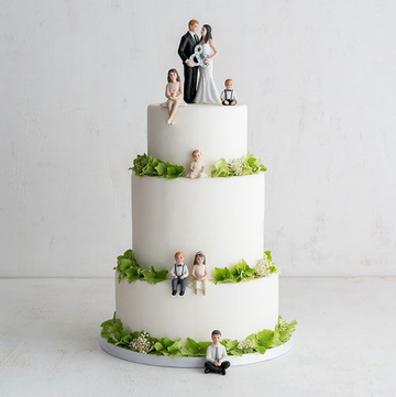 modern family wedding cake topper 10 sweet ways to incorporate your into your wedding 17467