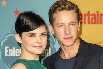Ginnifer Goodwin and Josh Dallas 2013