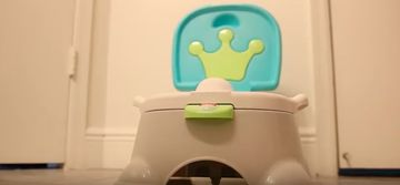 how to potty train your toddler in 22 steps - step 1