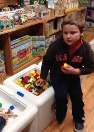 Liam toy store