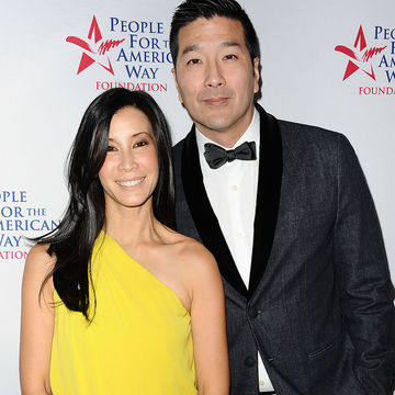 Lisa Ling and Paul Song