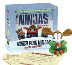 north pole ninjas