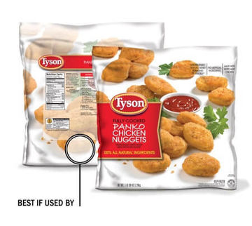 Tyson Foods Offered Services