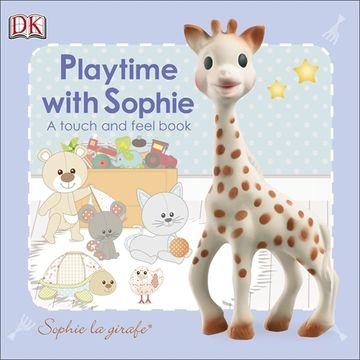 Playtime with Sophie the Giraffe book cover
