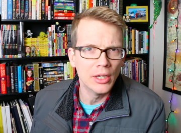 Hank Green dad jokes