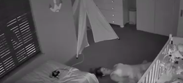 Stealth Mission Sleeping Baby