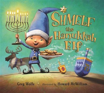 Shmelf the Hanukkah Elf