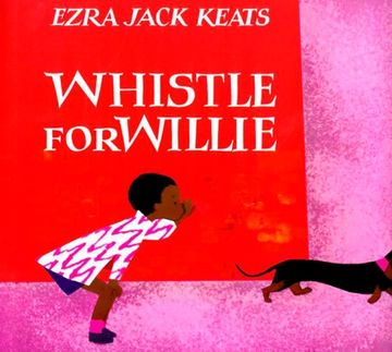 Whistle for Willie book cover