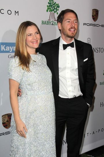 Pregnant Drew Barrymore Husband