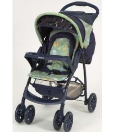 ICYMI: Graco Recalls Nearly 5 Million Strollers 25517