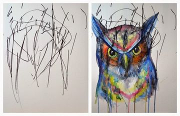 Ruth Oosterman owl