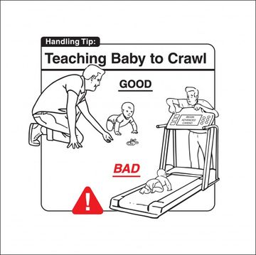 Safe Baby Handling Tips - Crawling