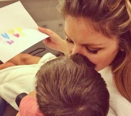 Gisele Bundchen Has Great Advice for Moms -- Too Bad I Can't Follow It 25489