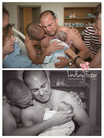 Pride Baby Lindsay Foster Photography
