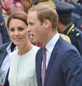 Prince William Shares Details of Life with Baby George 30478