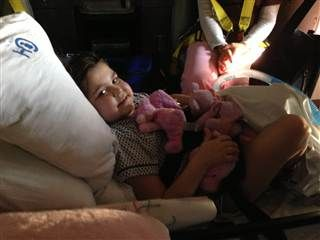11-Year-Old Lung Transplant Patient Returns Home 30502
