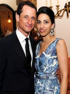Ex-Congressman Anthony Weiner, Wife Welcome Baby Boy 29414