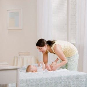 Researchers Ask Whether Women Like Child-Care Tasks 29564