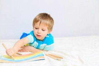 Children's Drawings Linked to Higher Intelligence