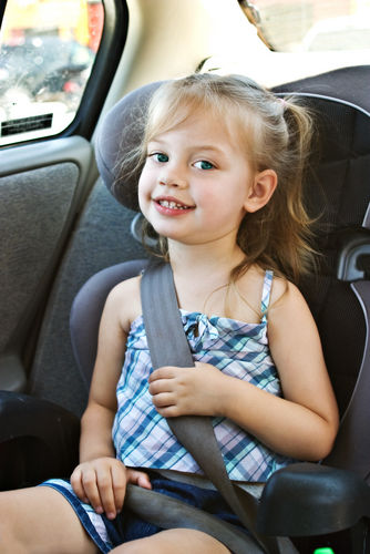 Study: Parents Ignore Booster Seat Rules in Carpools 29469