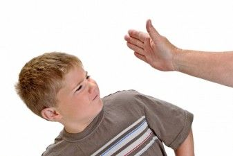 Study: Spanking Linked to Mood Disorders 29740