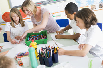 Study: Early Teachers Have Long-Term Effects on Kids 29429