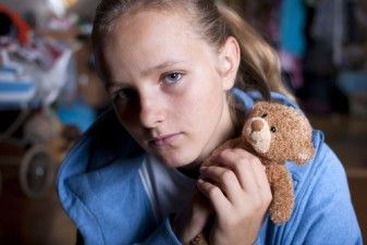 Study: Domestic Violence Affects Kids' Brains Similarly to Military Combat 29389