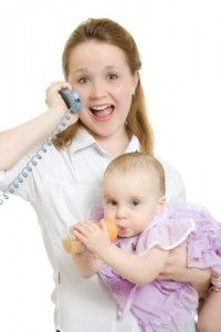 Study: Working Moms Multi-Task More than Working Dads 29397