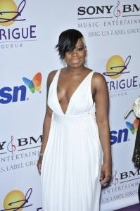 Fantasia Barrino Delivers Baby Boy 29398
