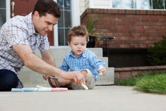 Census Data: Fathers Becoming More Involved in Child Care 29387