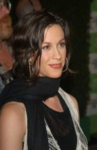 Singer Alanis Morissette Speaks Out for Attachment Parenting 29668