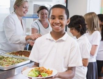 Good News: Our Schools May Be Getting A Little Healthier, CDC Says 30498