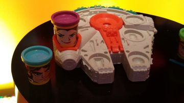 Play-Doh Millennium Falcon Playset