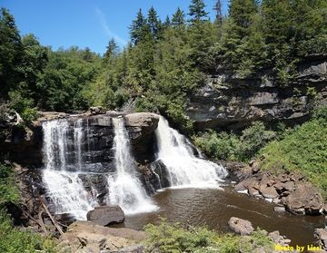Black Water Falls, WV
