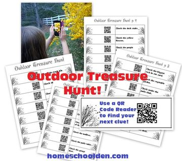 Outdoor Treasure Hunt