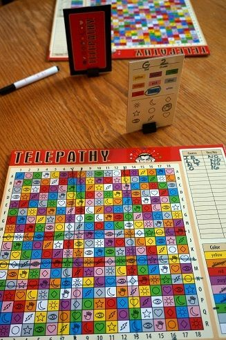 Telepathy-A game of logic and reasoning