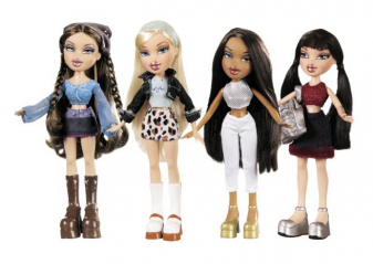 Rehab gets bratz dolls out of alien nightclubs and into playgrounds parents Bratz fashion look and style doll