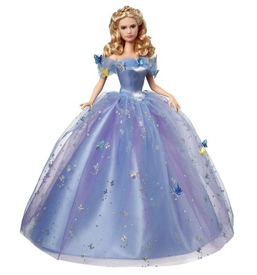 Royal Ball Cinderella doll
