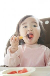 Are Eating Habits Set in Infancy? 37765