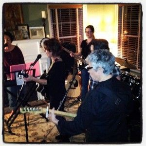 How Joining a Rock Band Made Me a Better Mom 34896