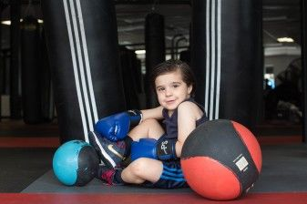 A Family's Fight for a Cure for Duchenne Muscular Dystrophy (DMD) 34038