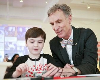 Mark Cohen, Bill Nye