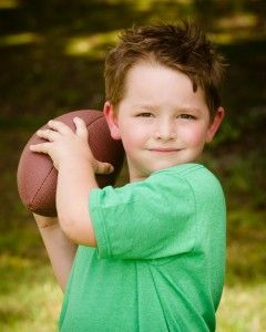 How Do You Feel About Youth Football? 33959