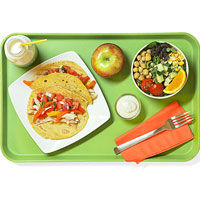 Could School Lunch Be Too Healthy? 34721