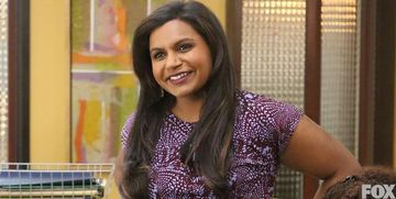 Minday Lahiri from The Mindy Project