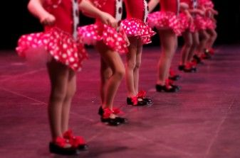 kids' dance recital