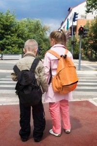 Do You Let Your Child Walk to School Alone? 33884