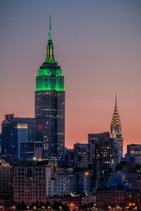 How My Friend Rallied Against the Empire State Building for His Cancer-Stricken Daughter 34875