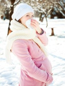 Catching a Cold While Pregnant Could Cause Allergies or Asthma in Your Baby
